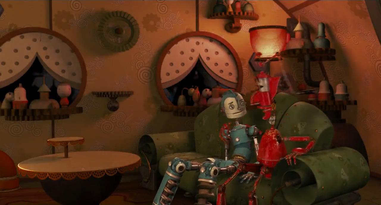 تماشای آنلاین انیمیشن روبات ها Robots 2005 با دوبله فارسی