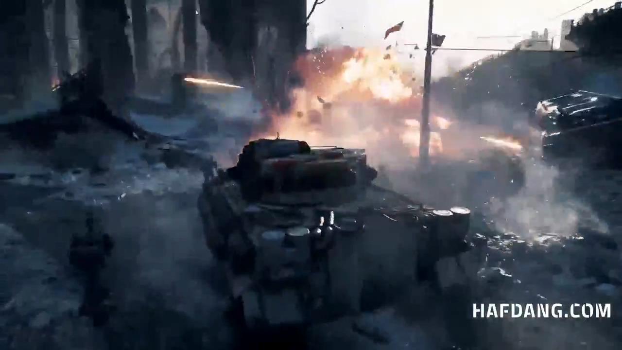 تریلر جدید Battlefield V در نمایشگاه گیمزکام | FulHD