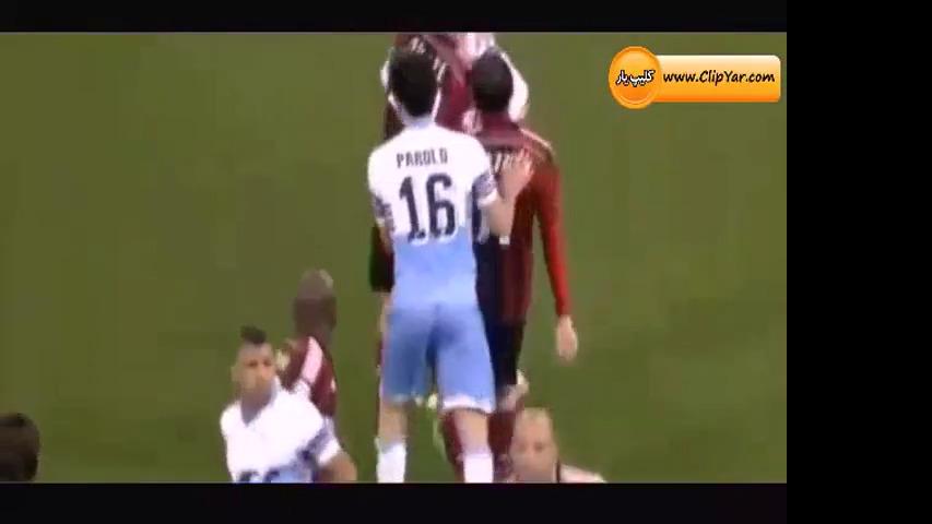 10تا از درگیری های وحشتناک در زمین فوتبال