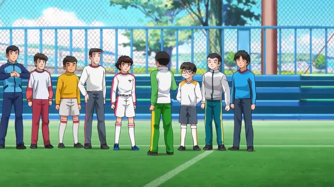 تماشای آنلاین قسمت سوم انیمیشن فوتبالیست ها دوبله فارسی
