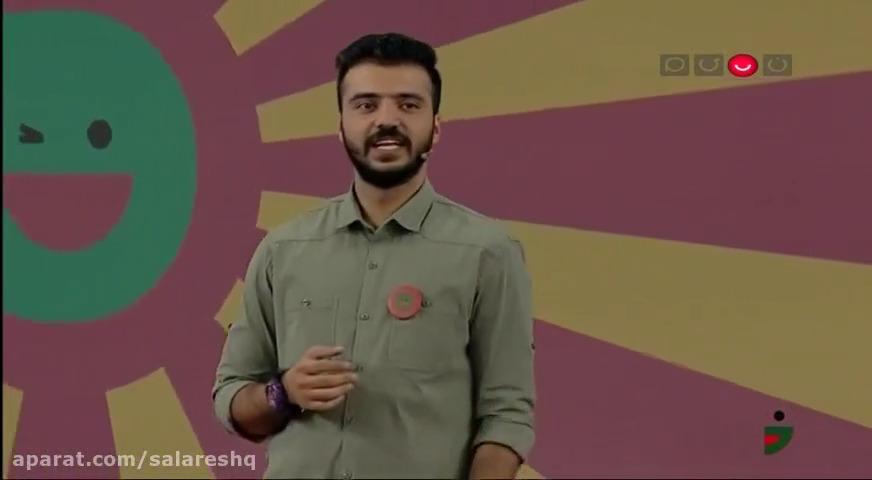 خنداننده شو و استندآپ کمدی نیمه نهایی ابوطالب حسینی