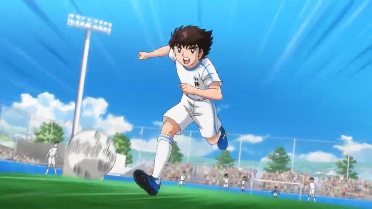 تماشای آنلاین قسمت هفتم انیمیشن فوتبالیست ها دوبله فارسی