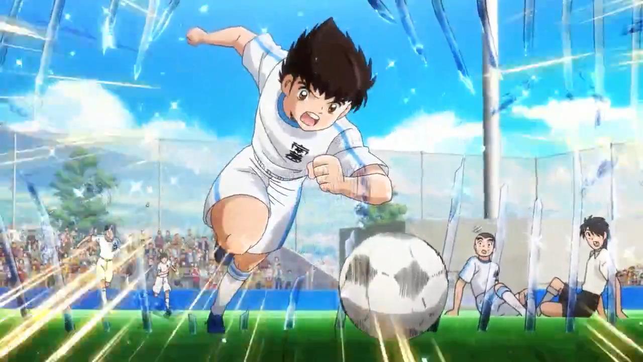 تماشای آنلاین قسمت هشتم انیمیشن فوتبالیست ها دوبله فارسی