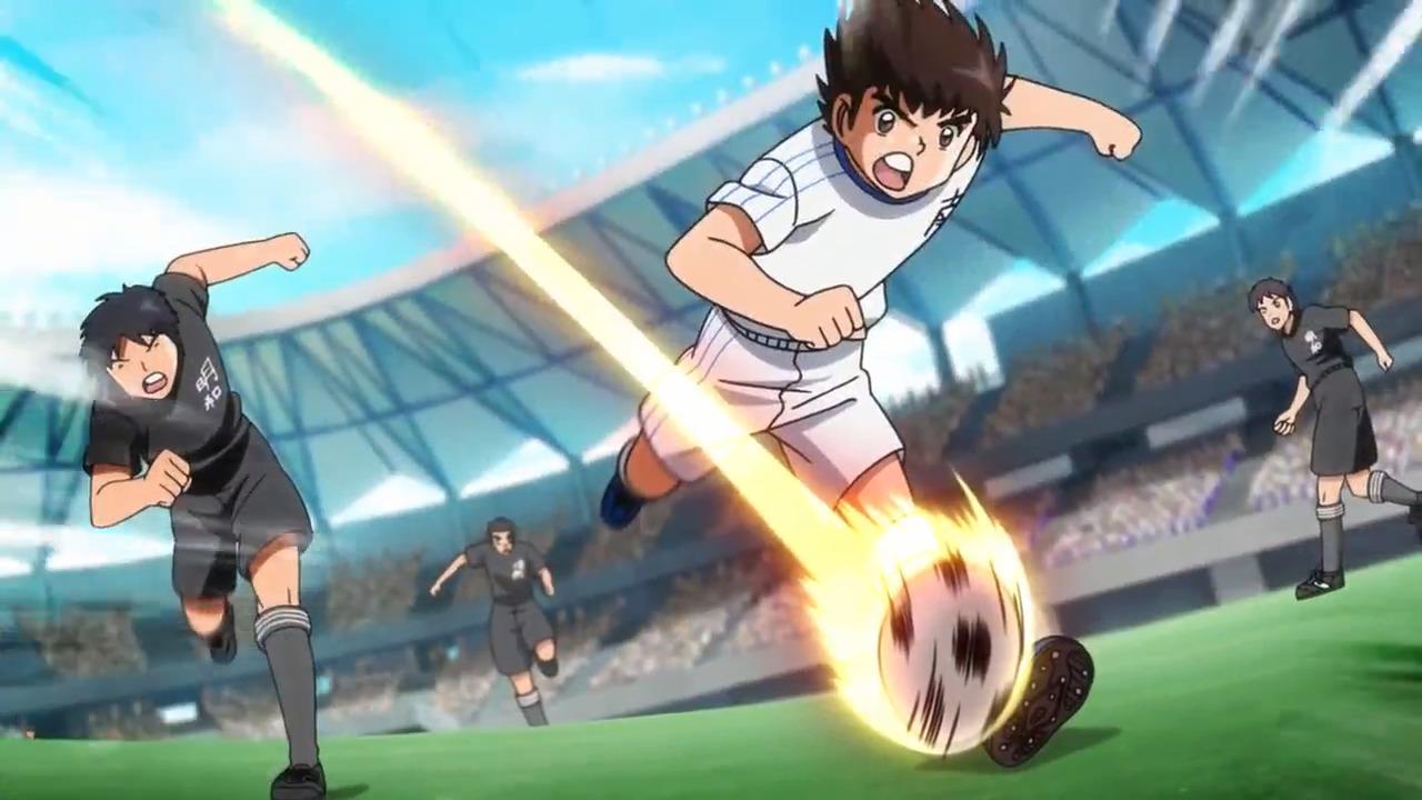 تماشای آنلاین قسمت چهاردهم انیمیشن فوتبالیست ها دوبله فارسی