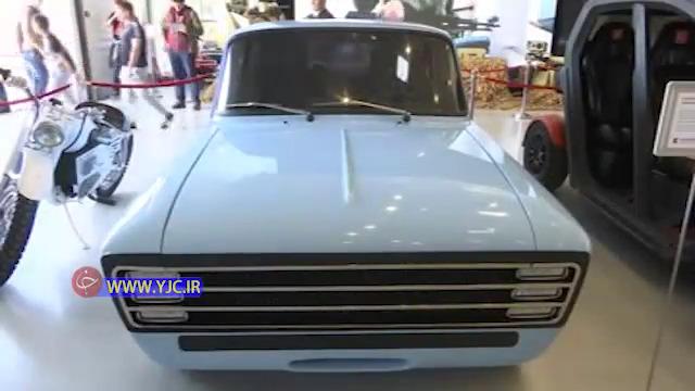 ورود کلاشینکوف به بازار خودروهای برقی