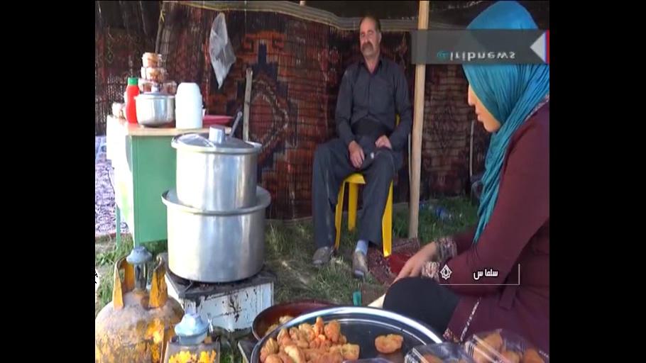 اختتامیه جشنواره ملی عشایر