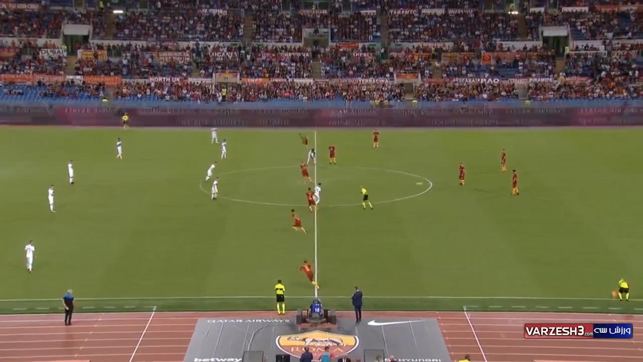 خلاصه بازی آ اس رم 3 - آتالانتا 3