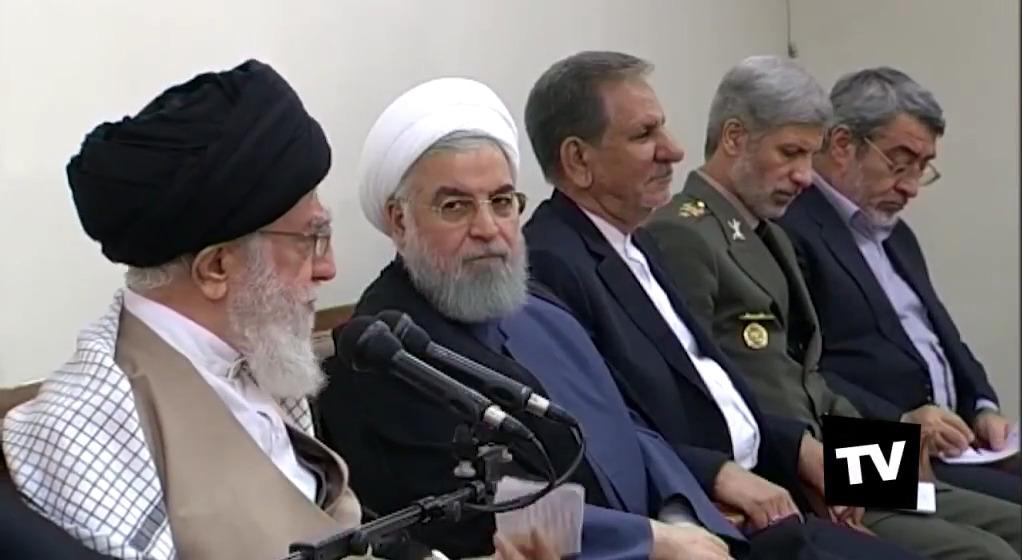 گزیده بیانات رهبری در دیدار با اعضای هیات دولت