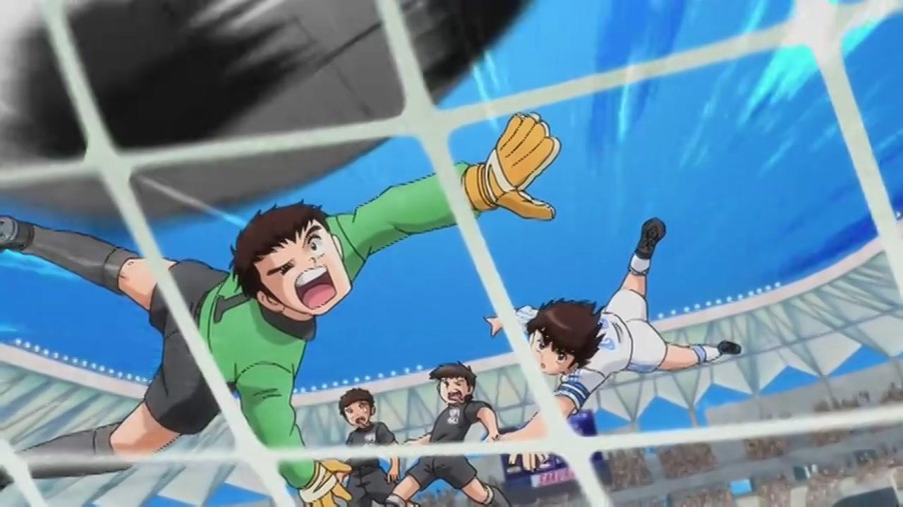 تماشای آنلاین قسمت پانزدهم انیمیشن فوتبالیست ها دوبله فارسی