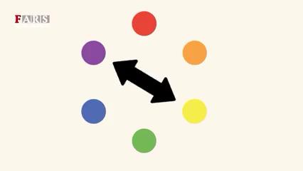 کدام رنگها در کنار هم زیبا میشود؟/ قوانین استفاده از رنگها در طراحی داخلی منزل
