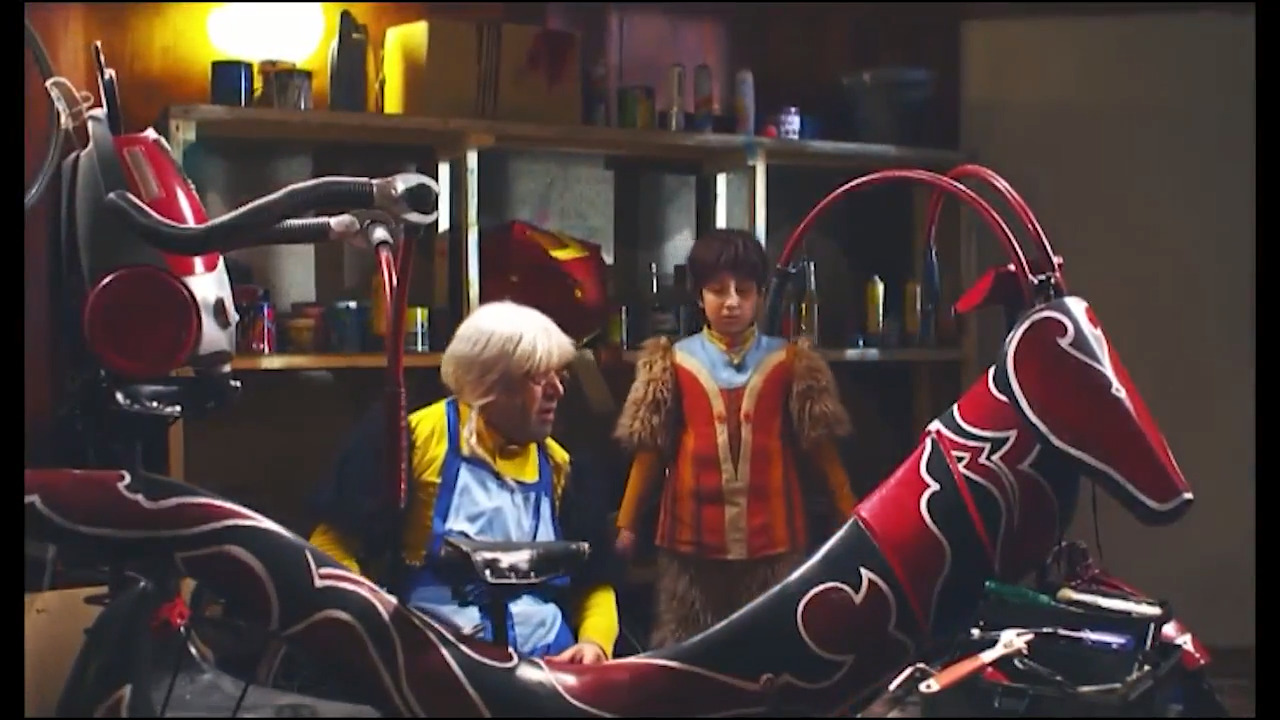 تماشای آنلاین فیلم تتل و راز صندوقچه