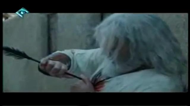 ویدیو شهادت مختار با نوحه کاروانها میروند
