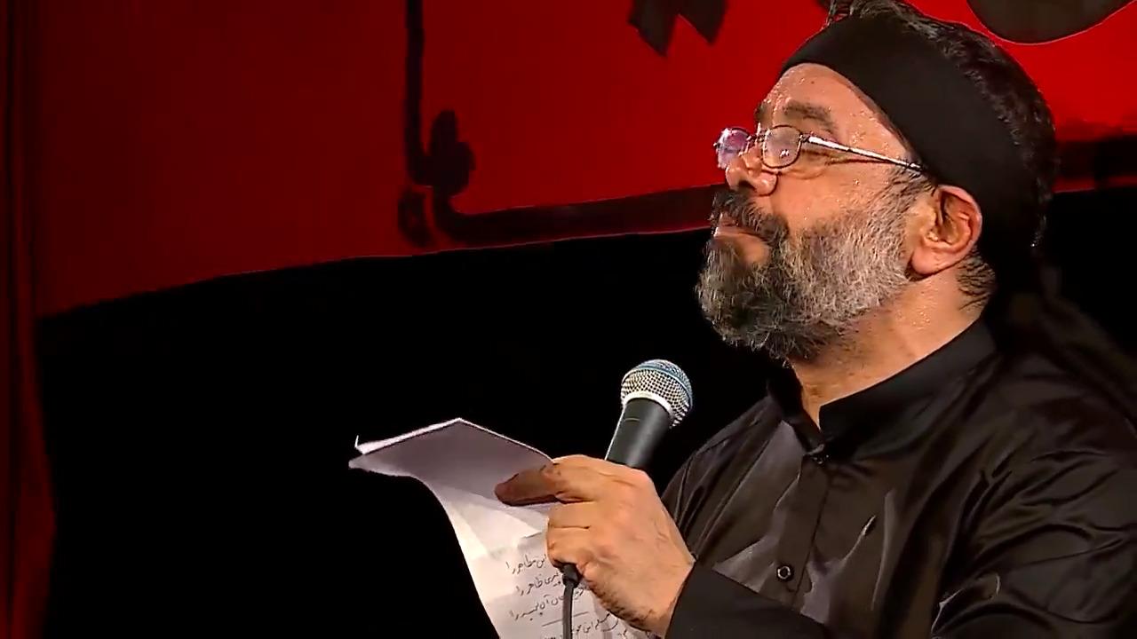 ویدیو شور هرجا که حرف عشقه (محمود کریمی)
