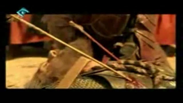 صحنه های کربلا از سریال مختار با مداحی کریمی