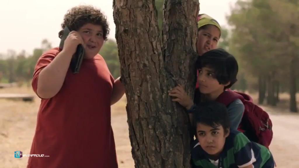 تماشای آنلاین فیلم قهرمانان کوچک