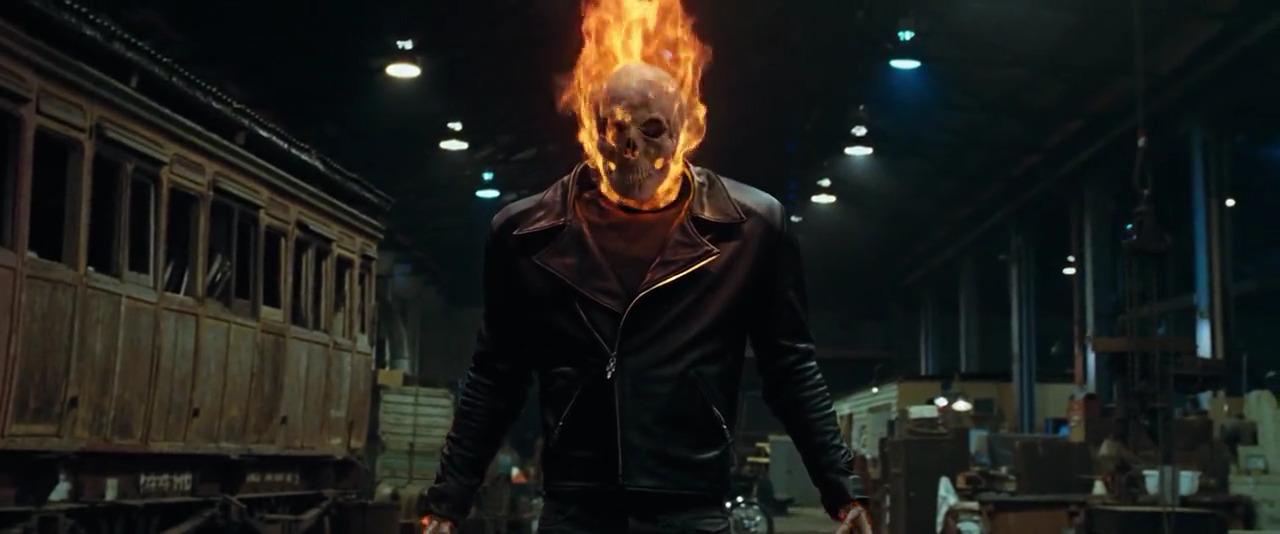 تماشای آنلاین فیلم Ghost Rider 2007 با دوبله فارسی