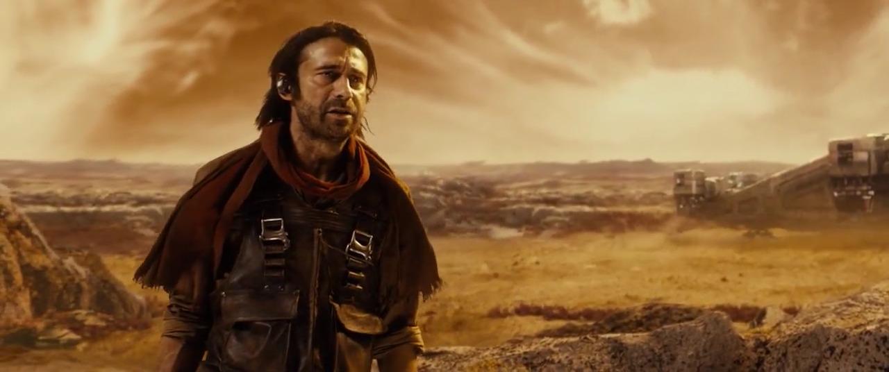 تماشای آنلاین فیلم Riddick 2013 با دوبله فارسی