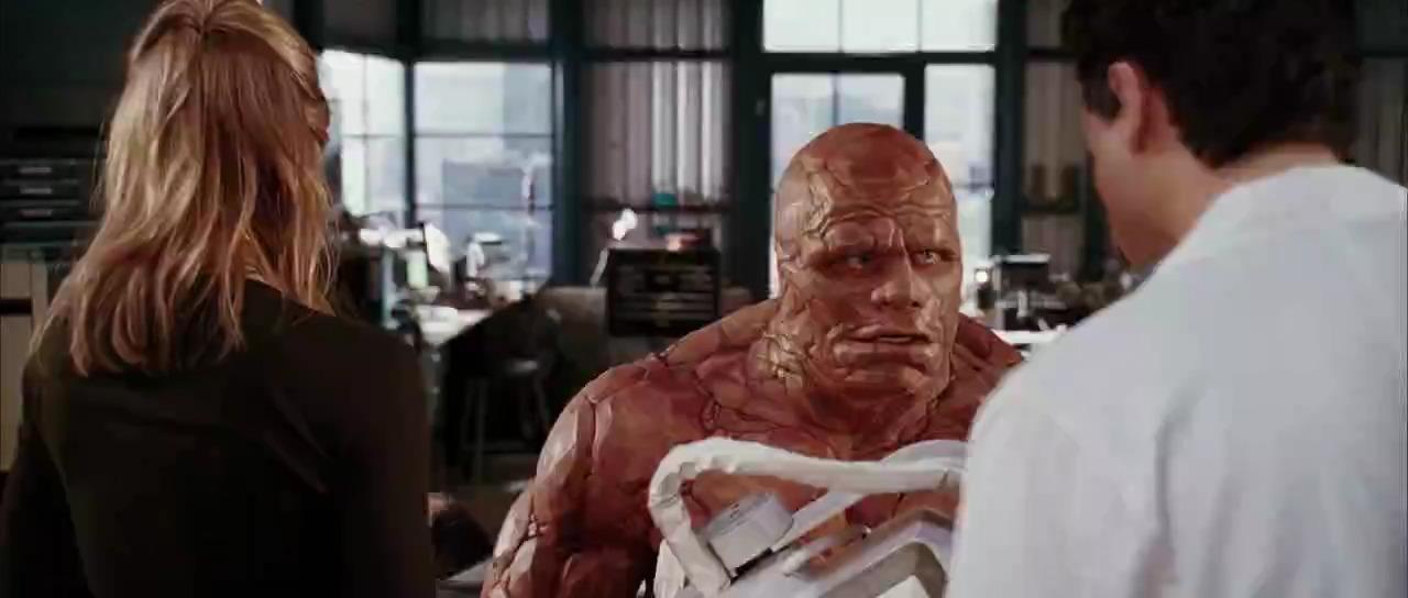 تماشای آنلاین فیلم Fantastic Four 2005 با دوبله فارسی