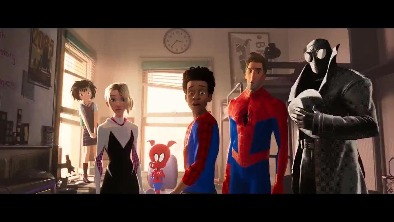 تماشای آنلاین انیمیشن Spider-Man Into The Spider-Verse 2018