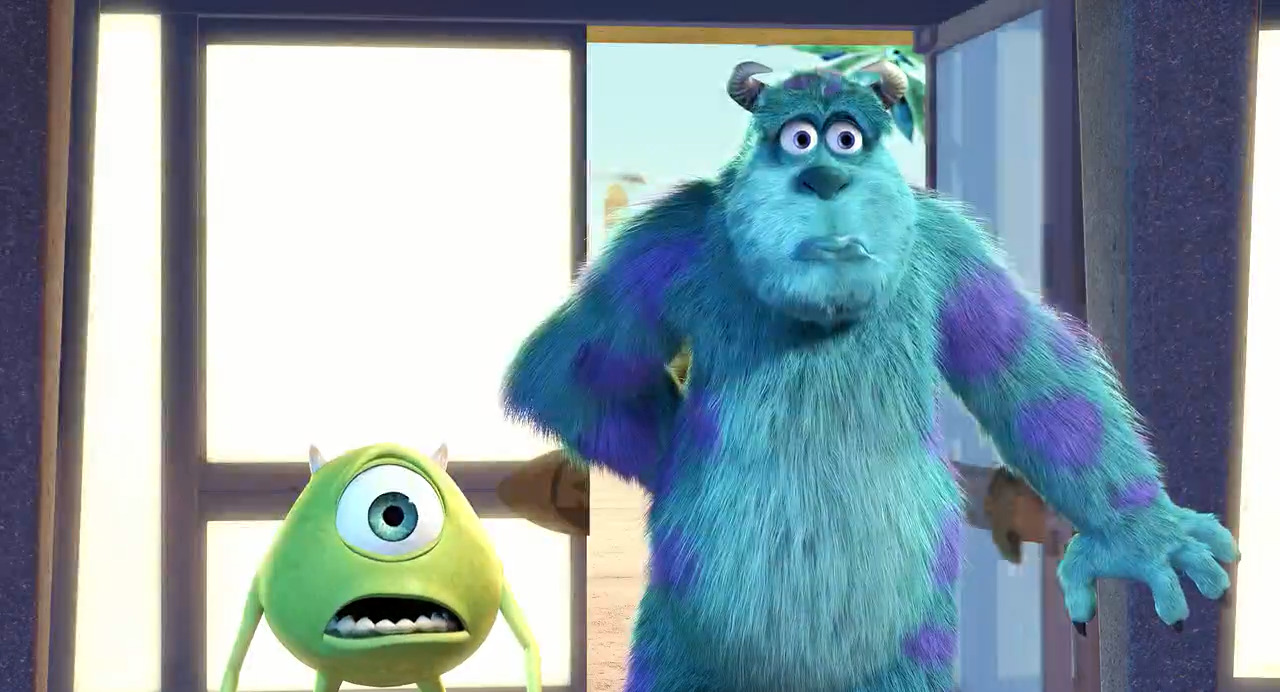 تماشای آنلاین انیمیشن Monsters University 2001 کارخانه هیولاها 1 با دوبله فارسی