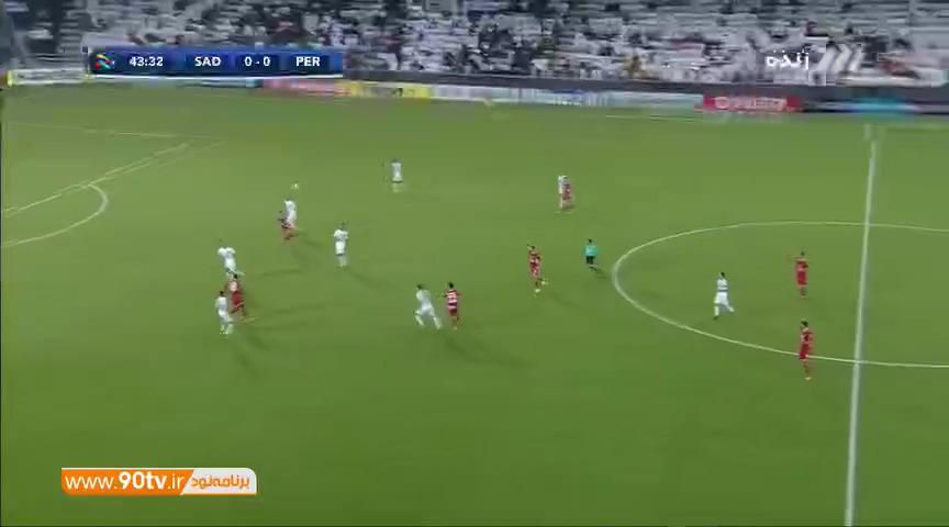 بازی کامل: السد قطر ۰-۱ پرسپولیس