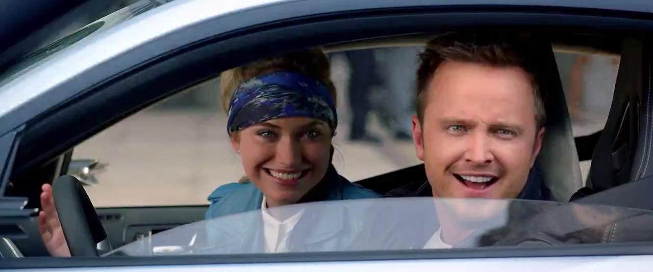 تماشای آنلاین فیلم Need for Speed 2014 جنون سرعت با دوبله فارسی