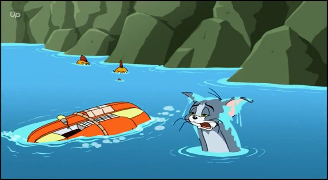 تماشای آنلاین انیمیشن تام و جری سریع و خشن دوبله فارسی