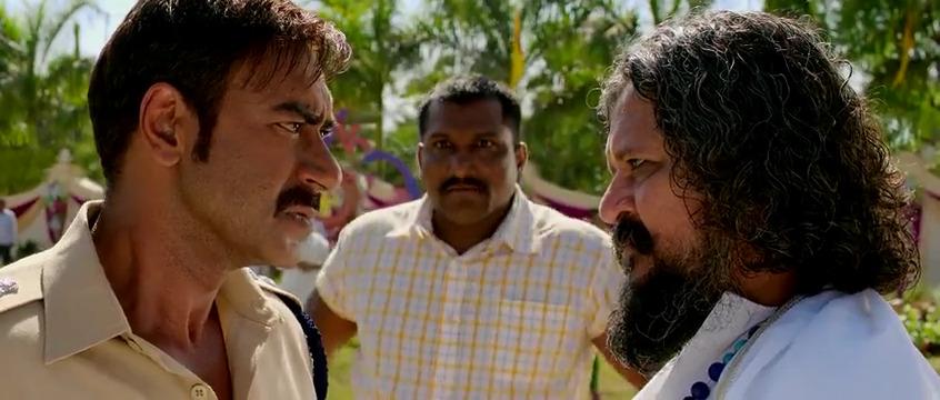 تماشای آنلاین فیلم بازگشت سینگام Singham Returns 2014 با دوبله فارسی