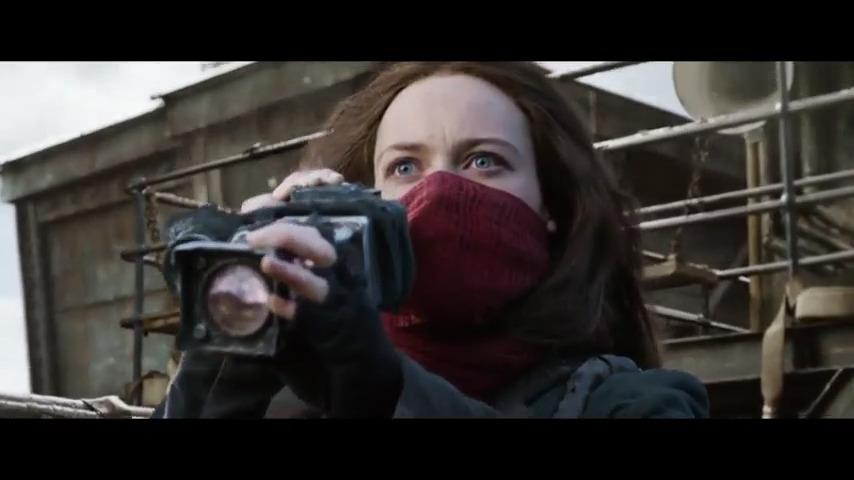 تماشای فیلم Mortal Engines 2018
