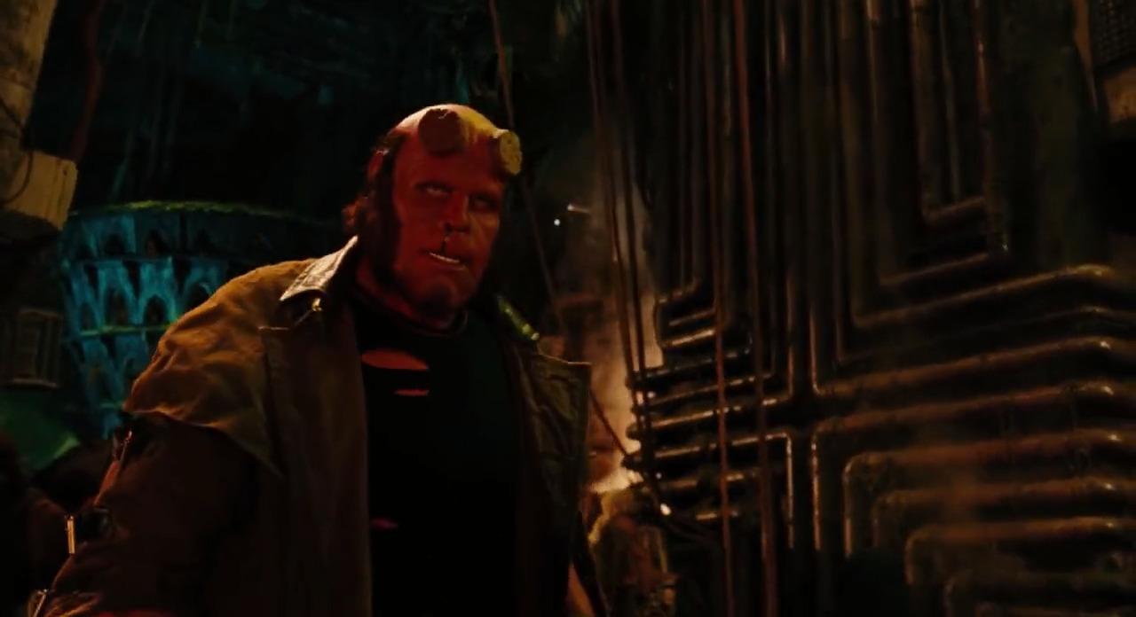 تماشای آنلاین فیلم Hellboy II: The Golden Army 2008 با دوبله فارسی