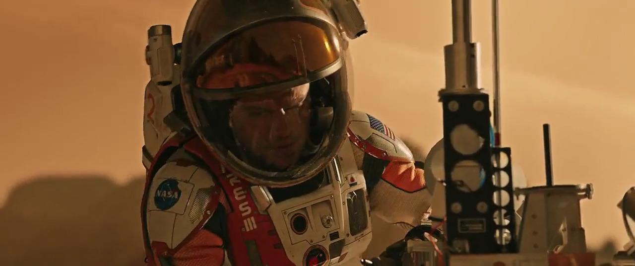 تماشای آنلاین فیلم مریخی The Martian 2015 با دوبله فارسی