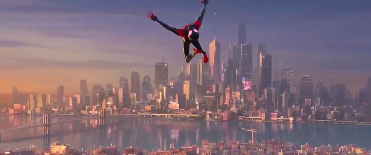 تماشای آنلاین انیمیشن Spider-Man Into The Spider Verse 2018