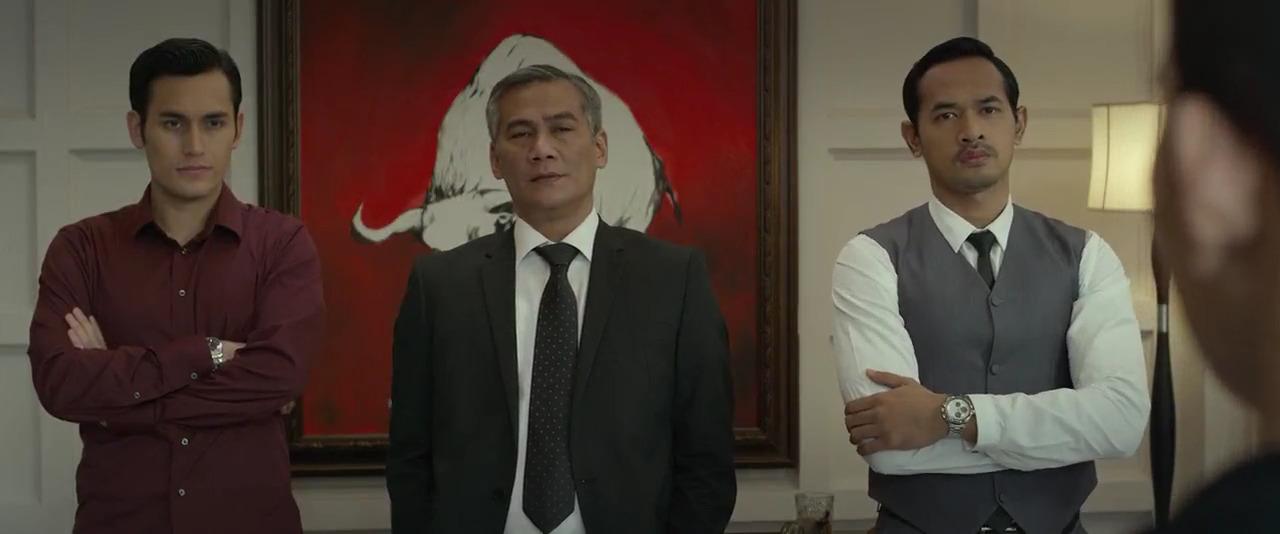 تماشای آنلاین فیلم the raid 2 با دوبله فارسی یورش 2