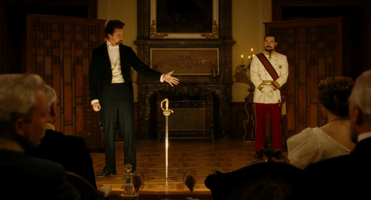تماشای آنلاین فیلم The Illusionist 2006 شعبده باز با دوبله فارسی