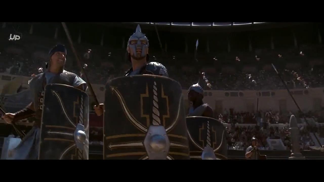 تماشای آنلاین فیلم Gladiator 2000 گلادیاتور با دوبله فارسی