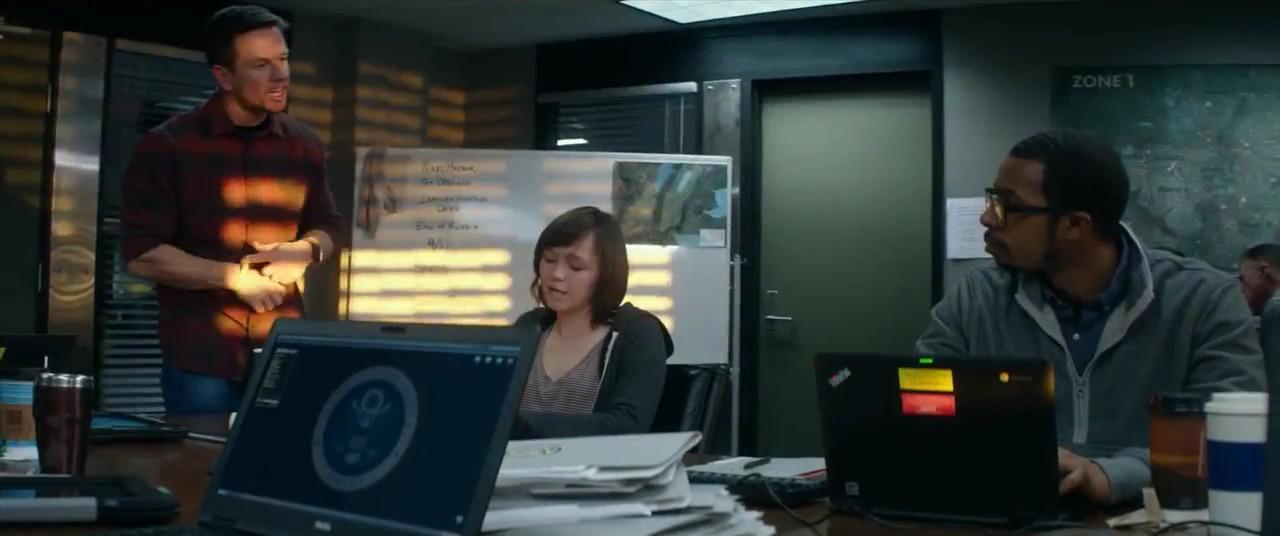 تماشای آنلاین فیلم Mile 22 2018