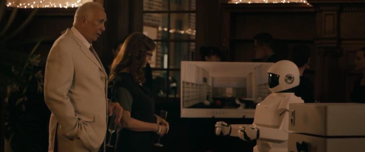 تماشای آنلاین فیلم روبات و فرانک Robot & Frank 2012 با دوبله فارسی