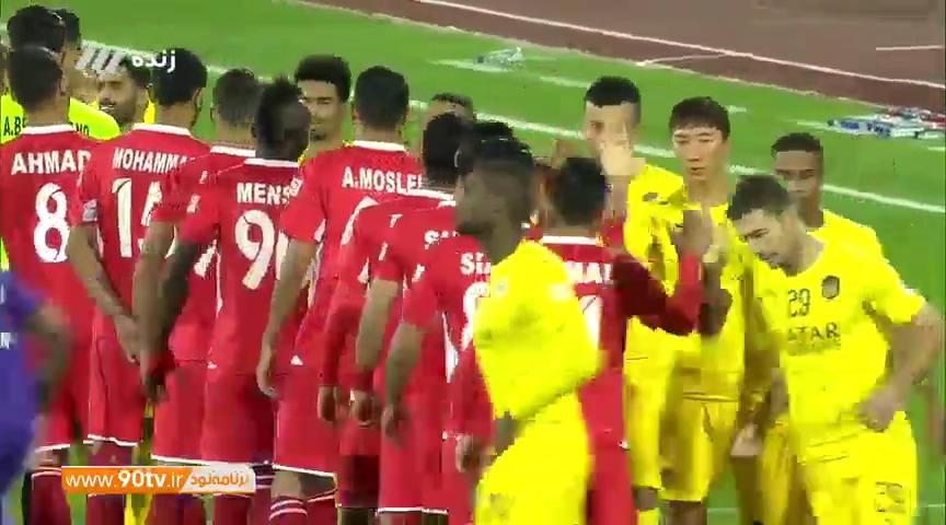 بازی کامل: پرسپولیس ۱-۱ السد قطر