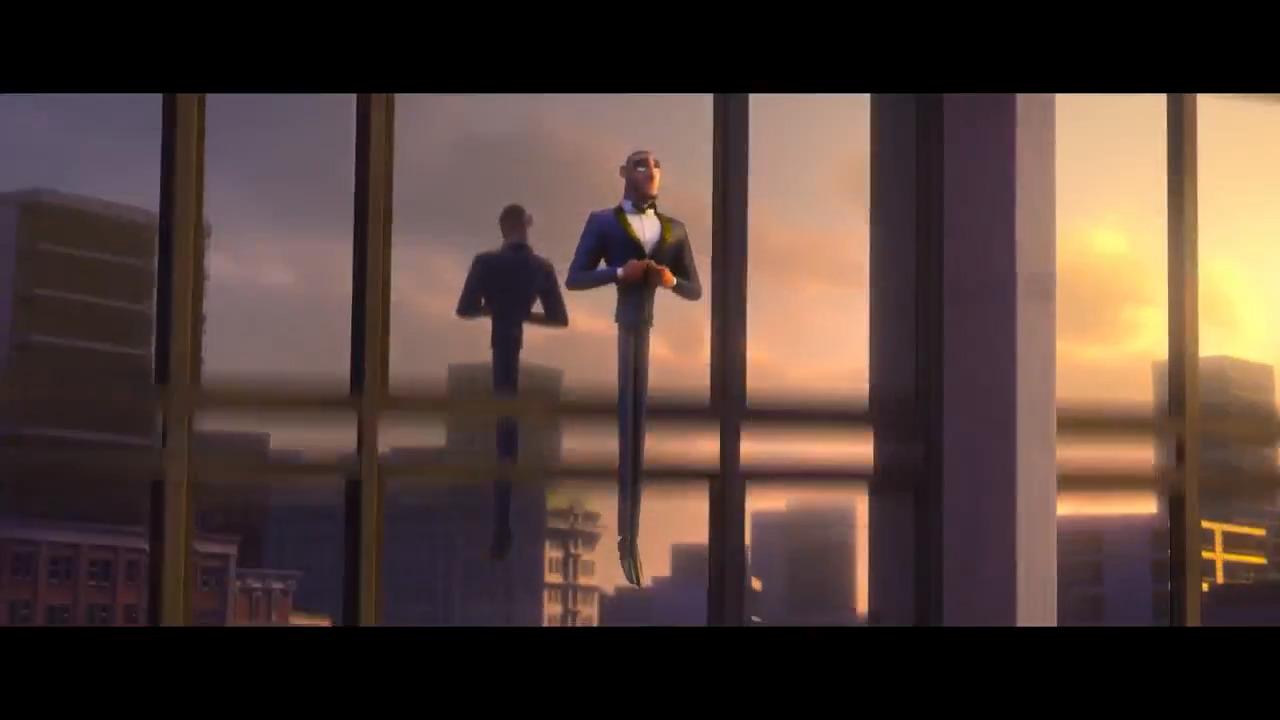 تماشای آنلاین انیمیشن Spies In Disguise 2019