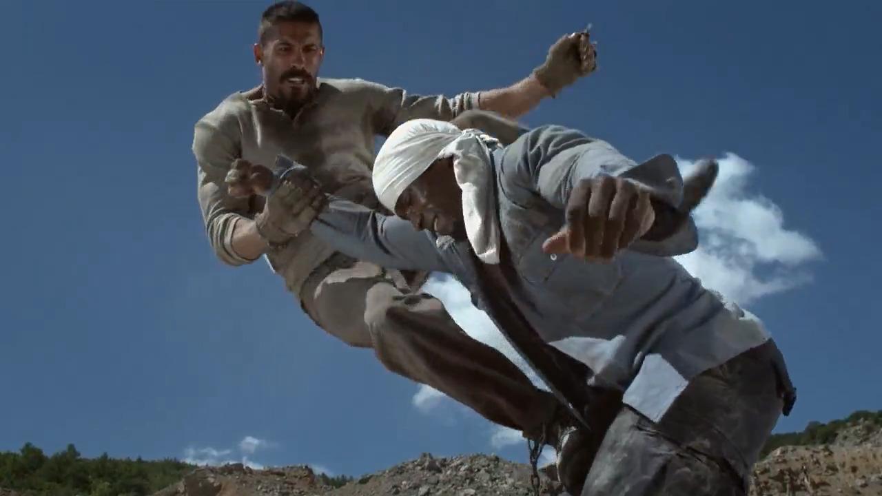 تماشای آنلاین فیلم شکست ناپذیر 3 Undisputed III: Redemption 2010 با دوبله فارسی