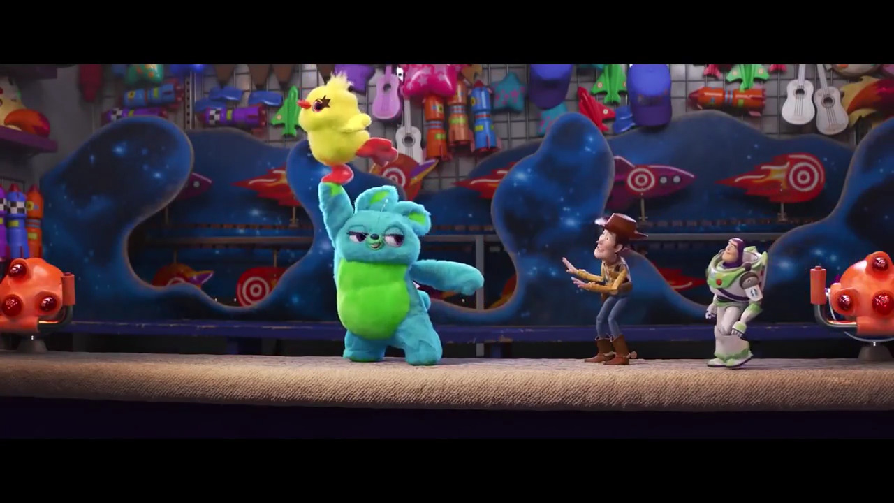 تماشای آنلاین انیمیشن Toy Story 4 2019