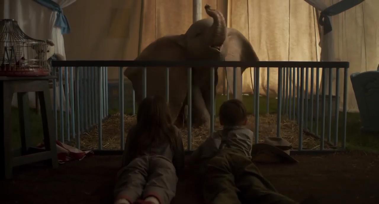 تماشای آنلاین فیلم Dumbo 2019