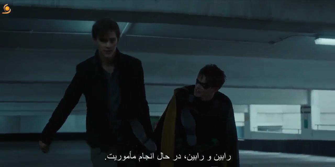 تماشای آنلاین سریال Titans قسمت ششم با زیرنویس فارسی