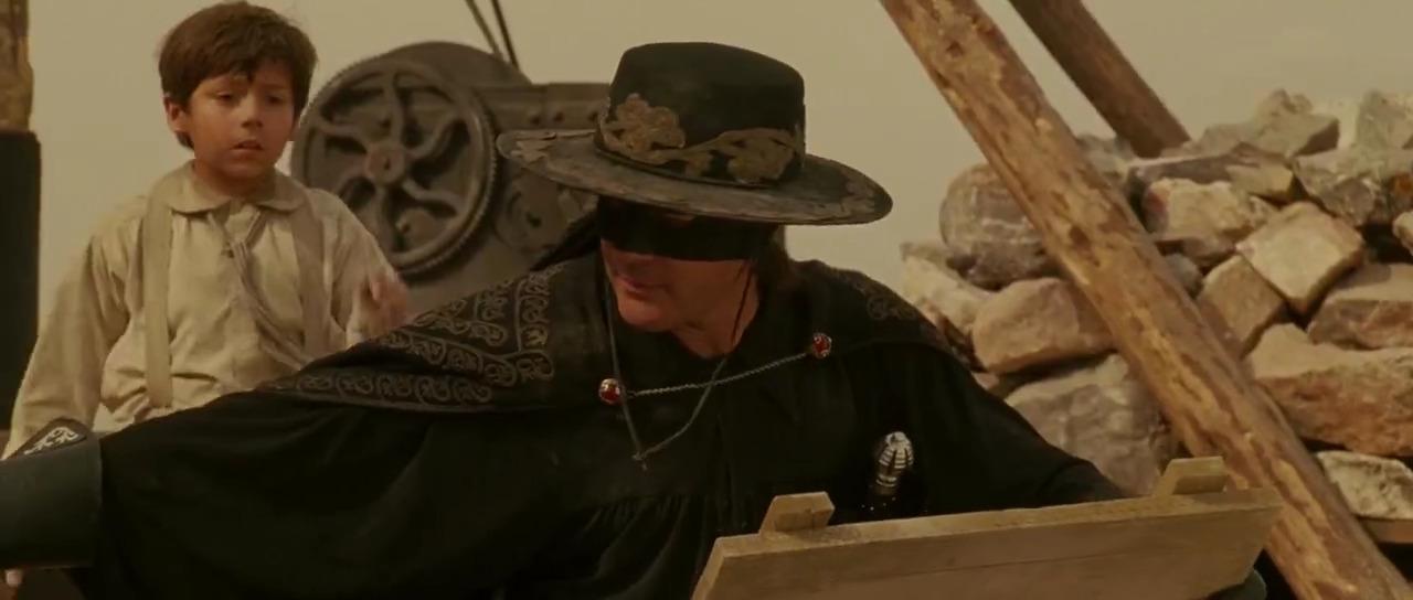 تماشای آنلاین فیلم The Legend of Zorro 2005 افسانه زورو با دوبله فارسی