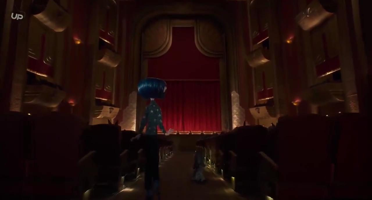 تماشای آنلاین انیمیشن کورالین Coraline 2009 دوبله فارسی