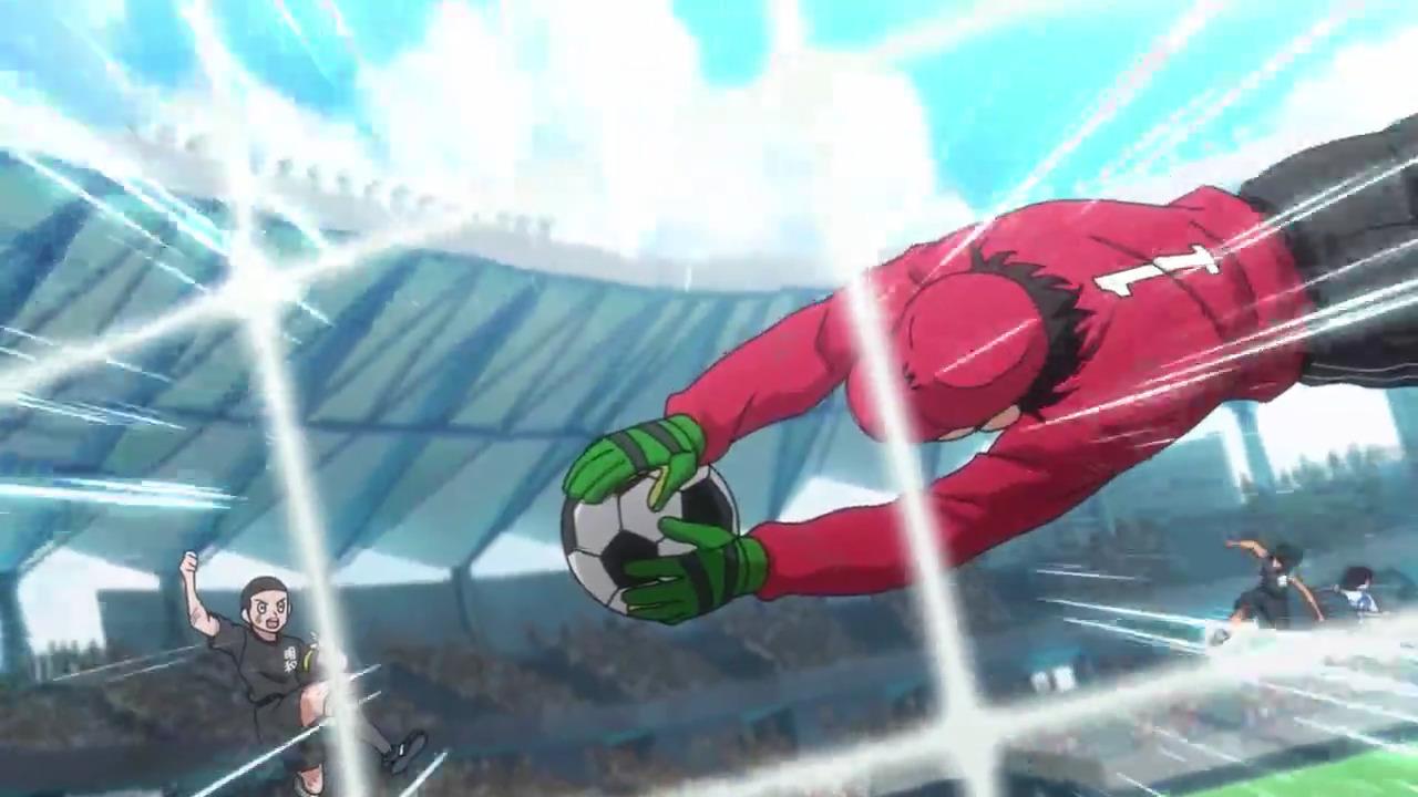 تماشای آنلاین قسمت بیست و هفت انیمیشن فوتبالیست ها دوبله فارسی