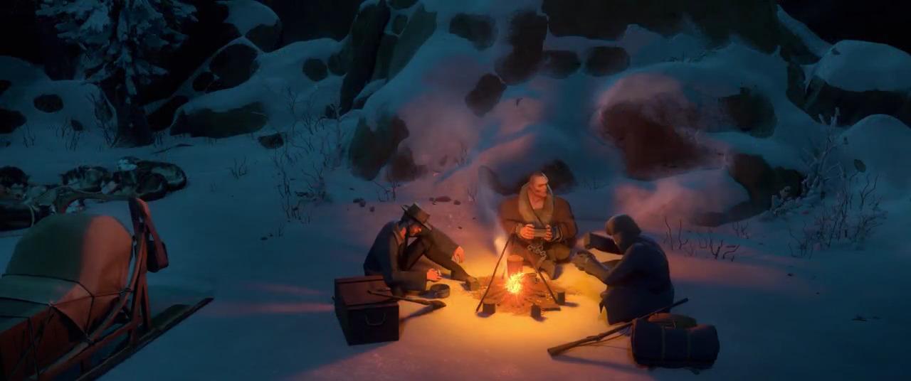 تماشای آنلاین انیمیشن White Fang 2018 با دوبله فارسی