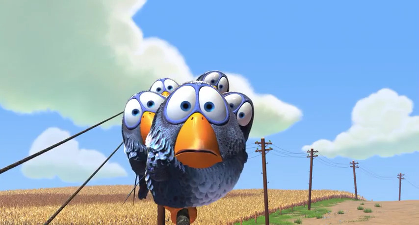 تماشای آنلاین انیمیشن خنده دار پرندگان