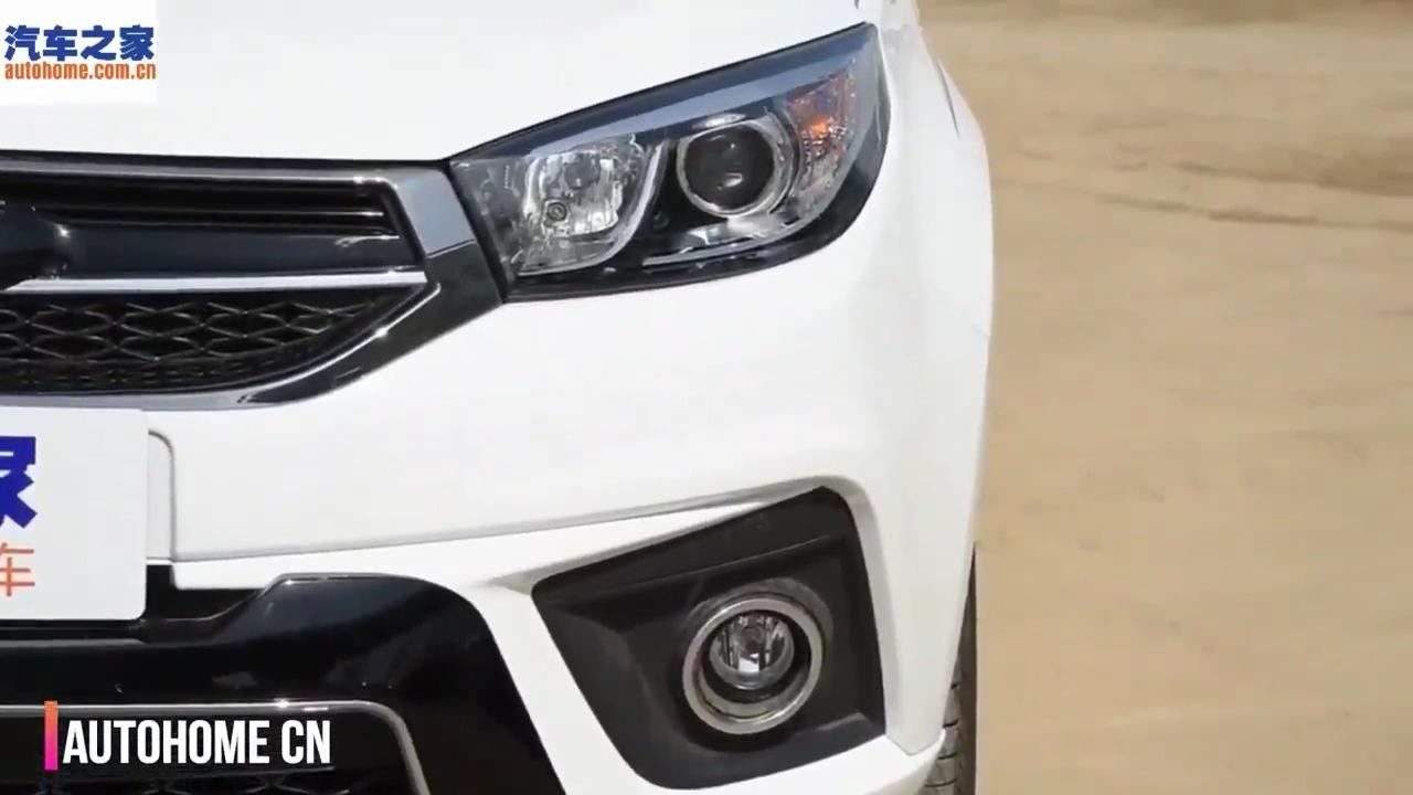 نگاه نزدیک به ام وی ام ایکس 33 اسپرت 2018 Chery Tiggo 3 Comfort SUV