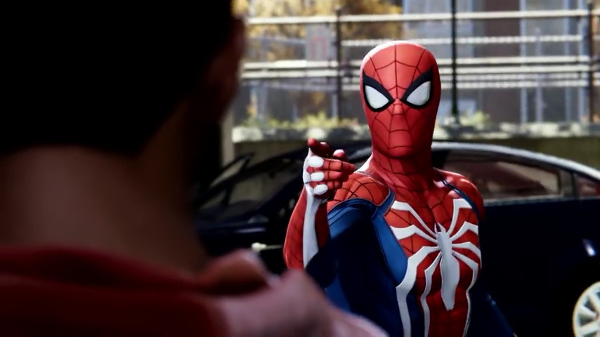تریلر لانچ بازی Spider-Man برای پلی استیشن 4